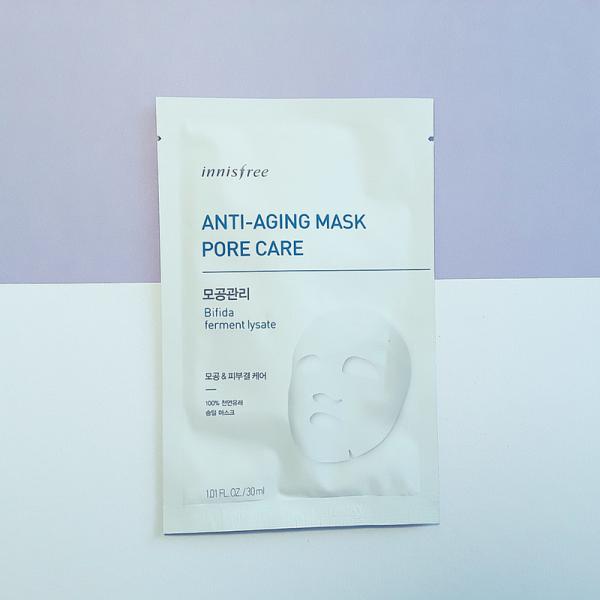 innisfree Anti-Aging Mask – Pore Care