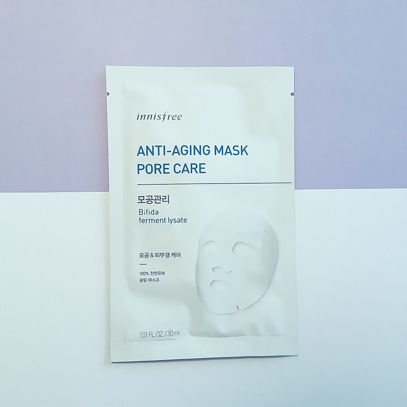 innisfree Anti-Aging Mask - Pore Care
