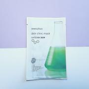 Skin Clinic Mask Sheet - Catechin - innisfree
