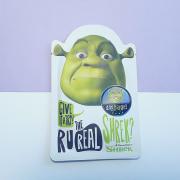 The Real Shrek Mask Sheet