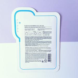 Master Lab Hyaluronic Acid Hydrating Mask Sheet Back - TonyMoly